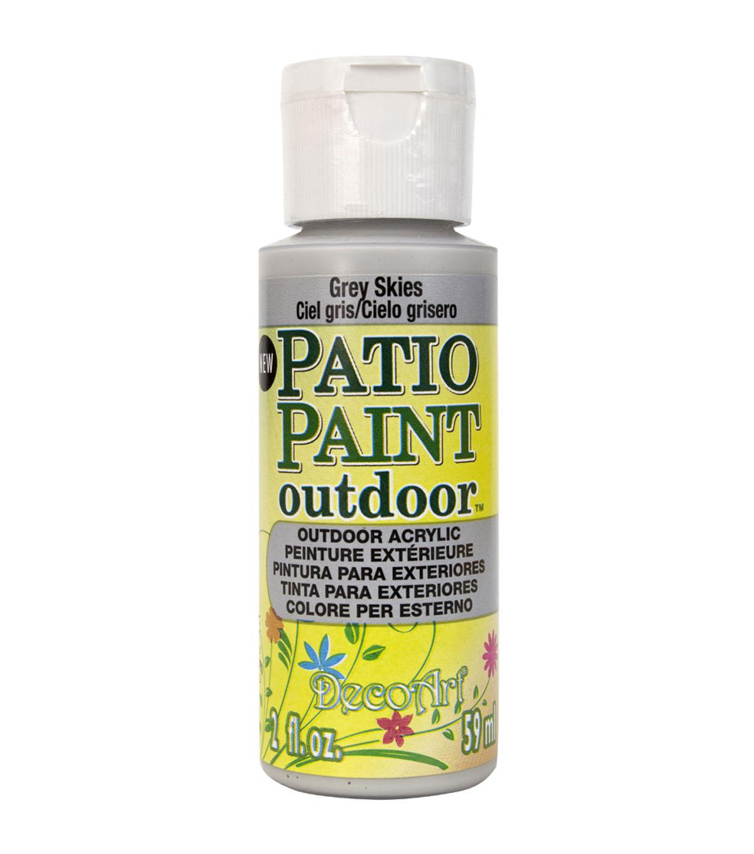 DecoArt Patio Paints 2 Oz.