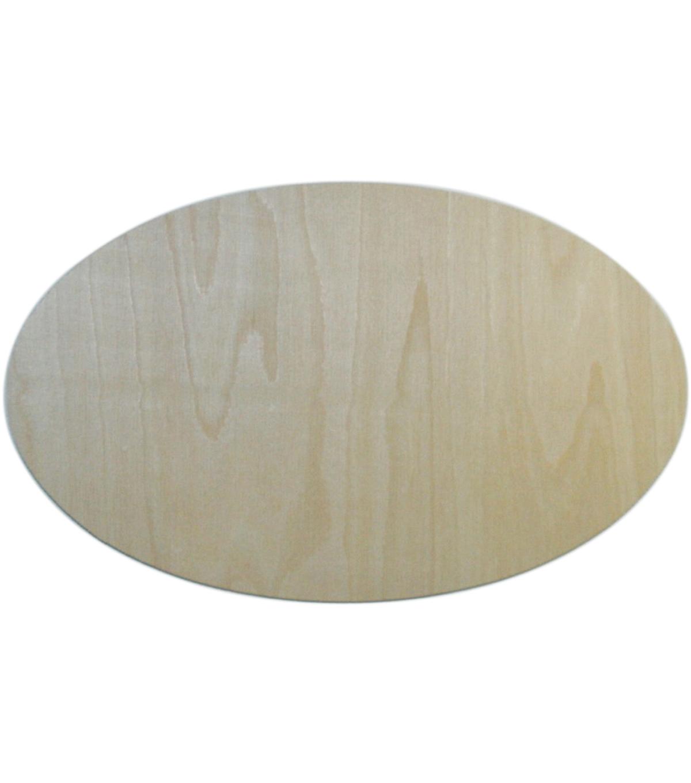 Unfinished wood baltic birch plaque 1pkg oval 775x125 joann unfinished wood baltic birch plaque 1pkg oval 775u0022x125 jeuxipadfo Gallery