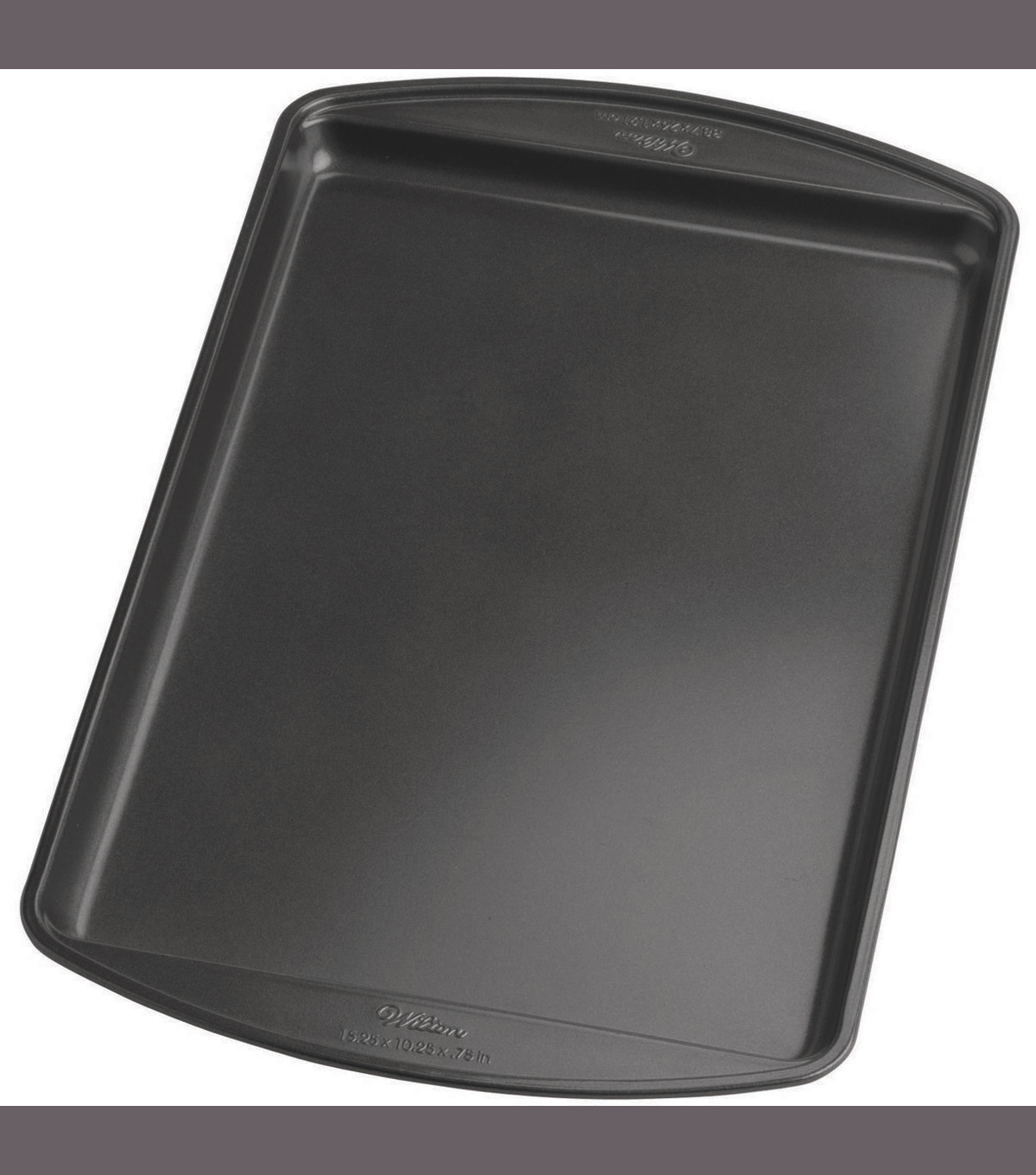 Wilton Perfect Results 15.25\u0022X10.25\u0022 Medium Cookie Pan