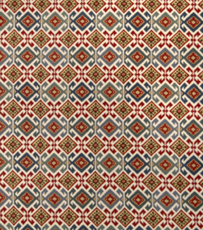 "Home Decor 8""x8"" Fabric Swatch-SMC Designs Marvin / Santa Fe"