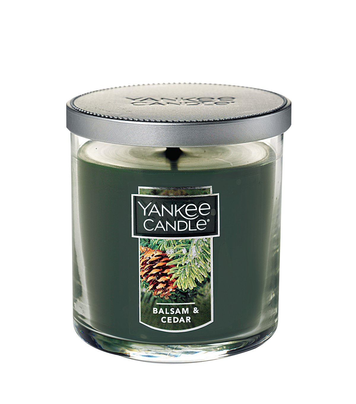 Yankee Candle Small 7 oz. Balsam & Cedar Scented Tumbler Candle