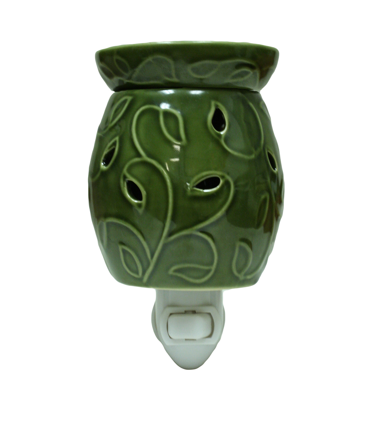 Hudson 43™ Candle & Light Collection Green Vine Plug In