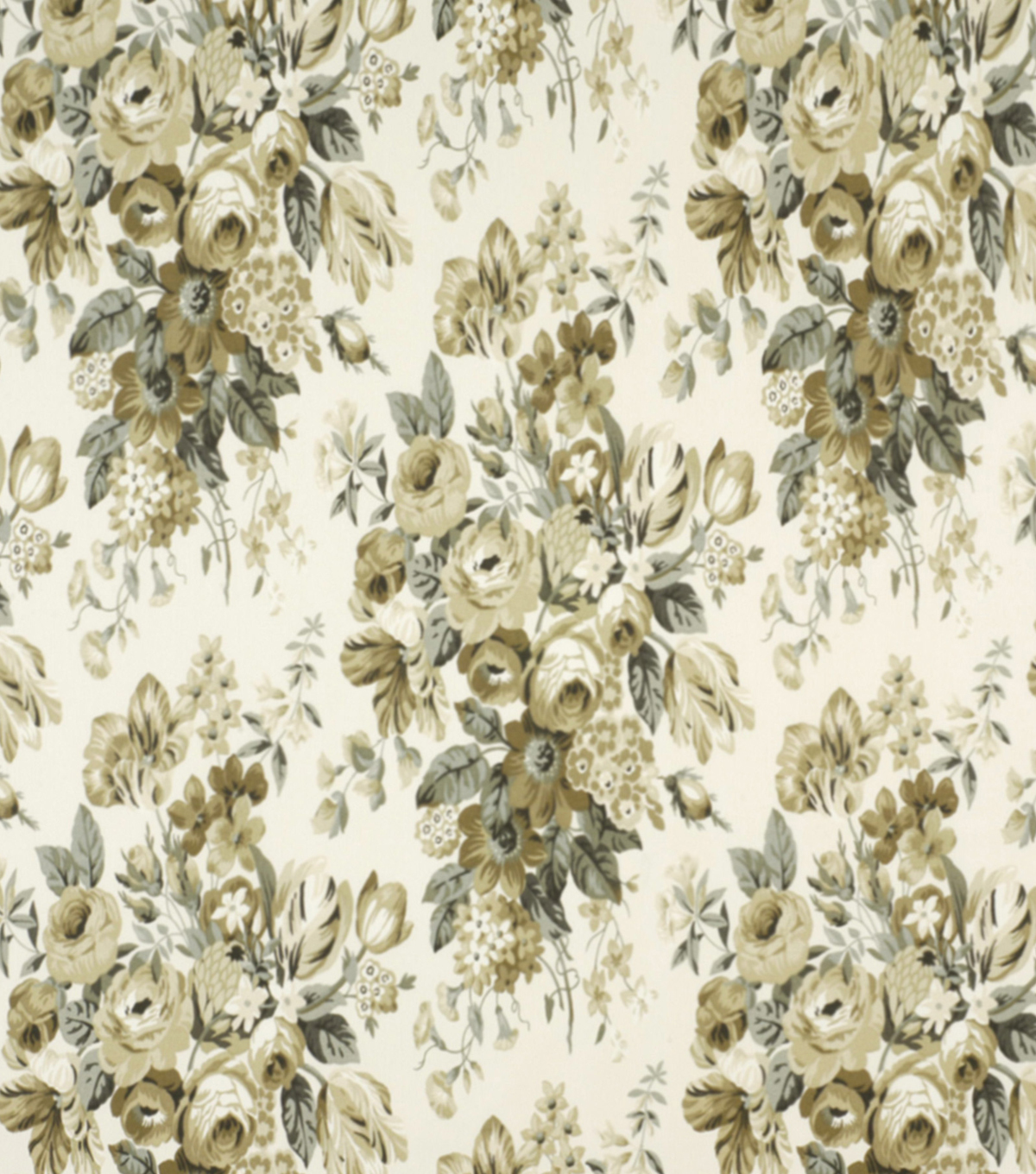 Robert Allen @ Home Outdoor Fabric 55\u0022-Beach Haven Seaspray