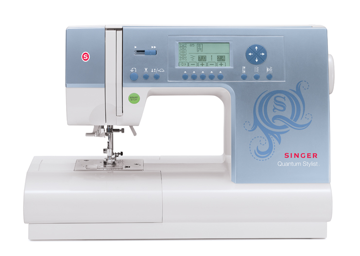 Singer® 9980 Quantum Stylist Computerized Sewing Machine