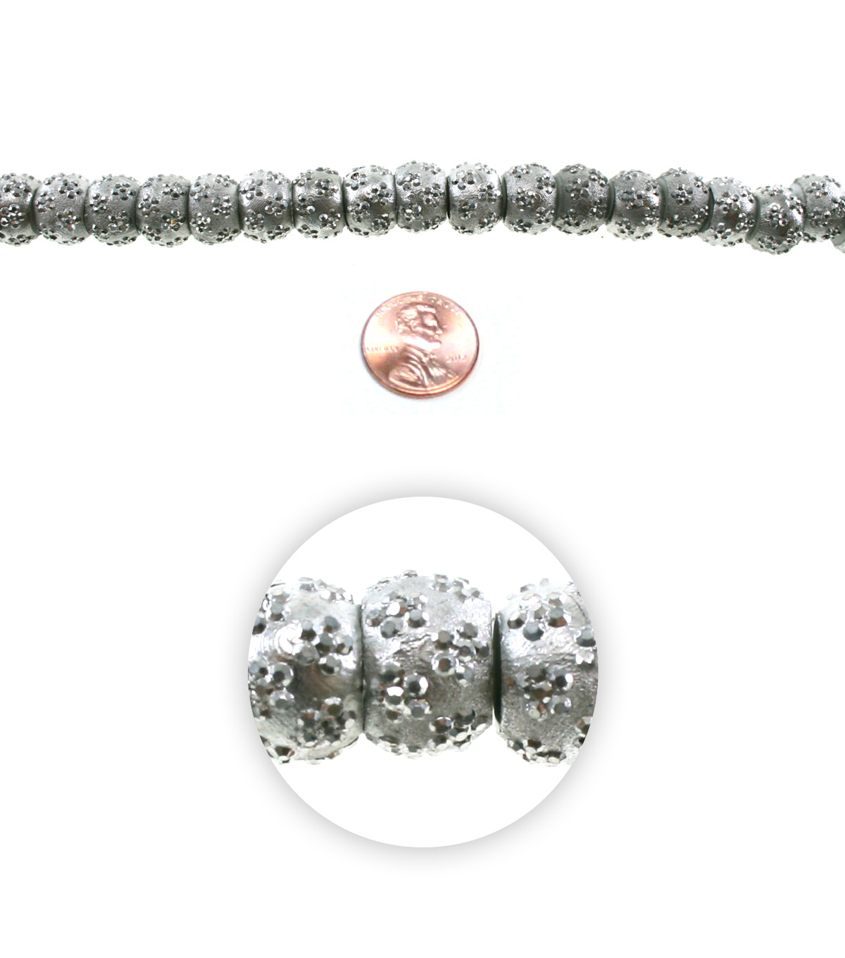 Advantus/Sulyn 7 in Retro Chic Small Bling, Silver Glitz