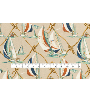 P/K Lifestyles Outdoor Fabric 54\u0022-On Sail Canvas