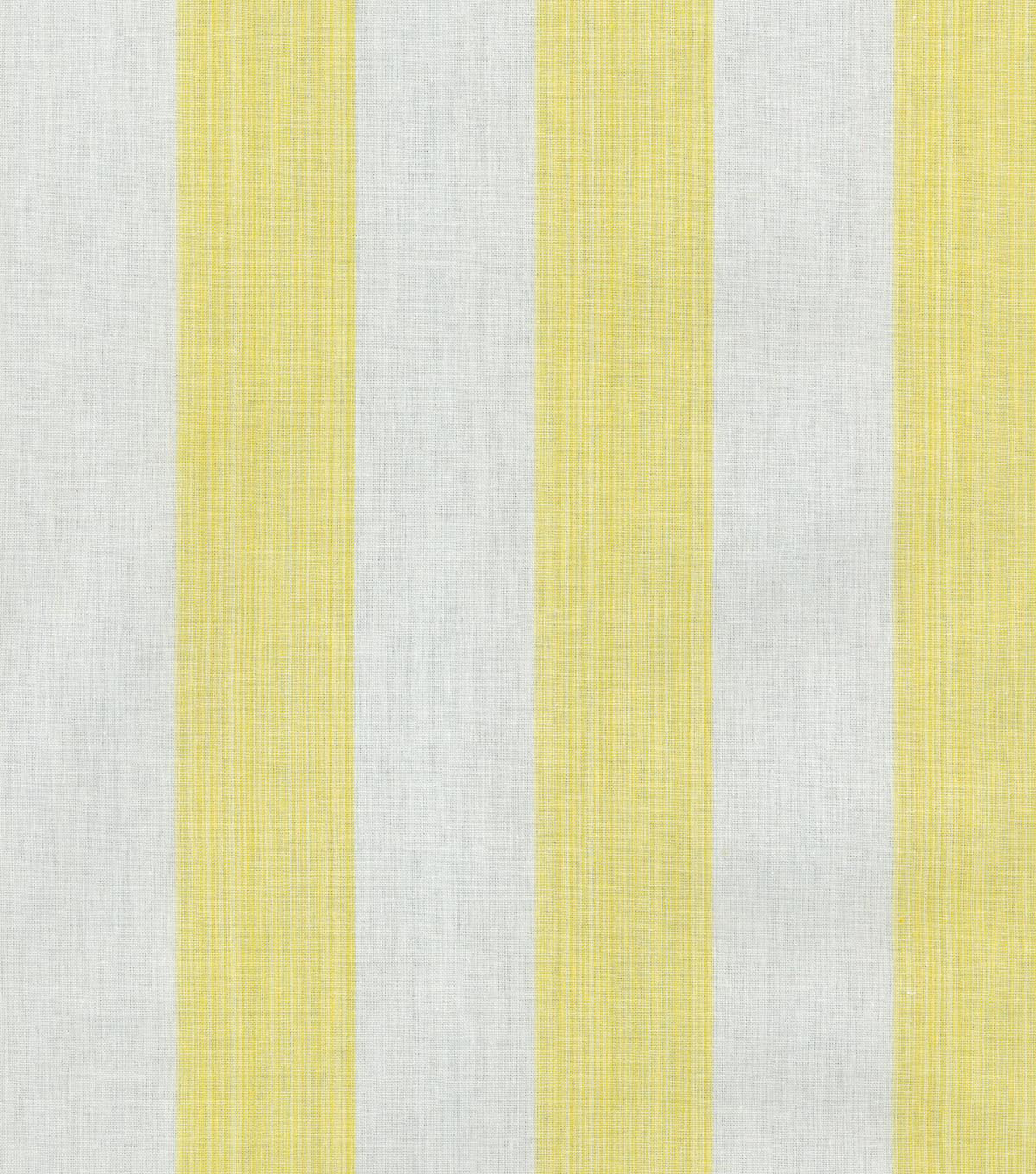 Home Decor 8\u0022x8\u0022 Swatch Fabric-Williamsburg Stratford Stripe Sunshine