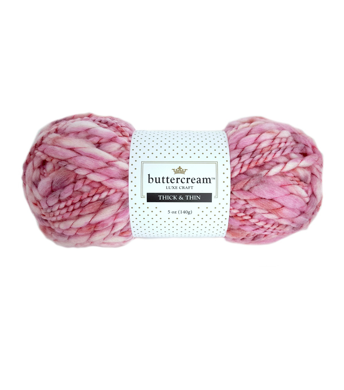 Buttercream™ Luxe Craft Thick & Thin Yarn