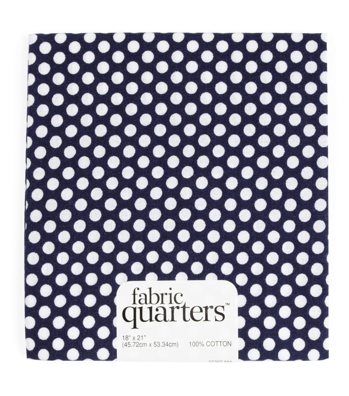 Fabric Quarters Cotton Fabric 18\u0022-Blue
