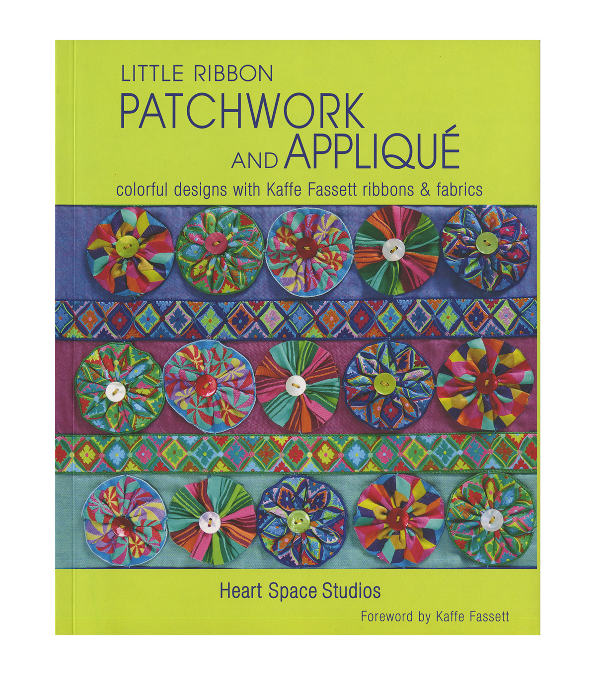Kaffe Fassett Little Ribbon Patchwork And Applique Book