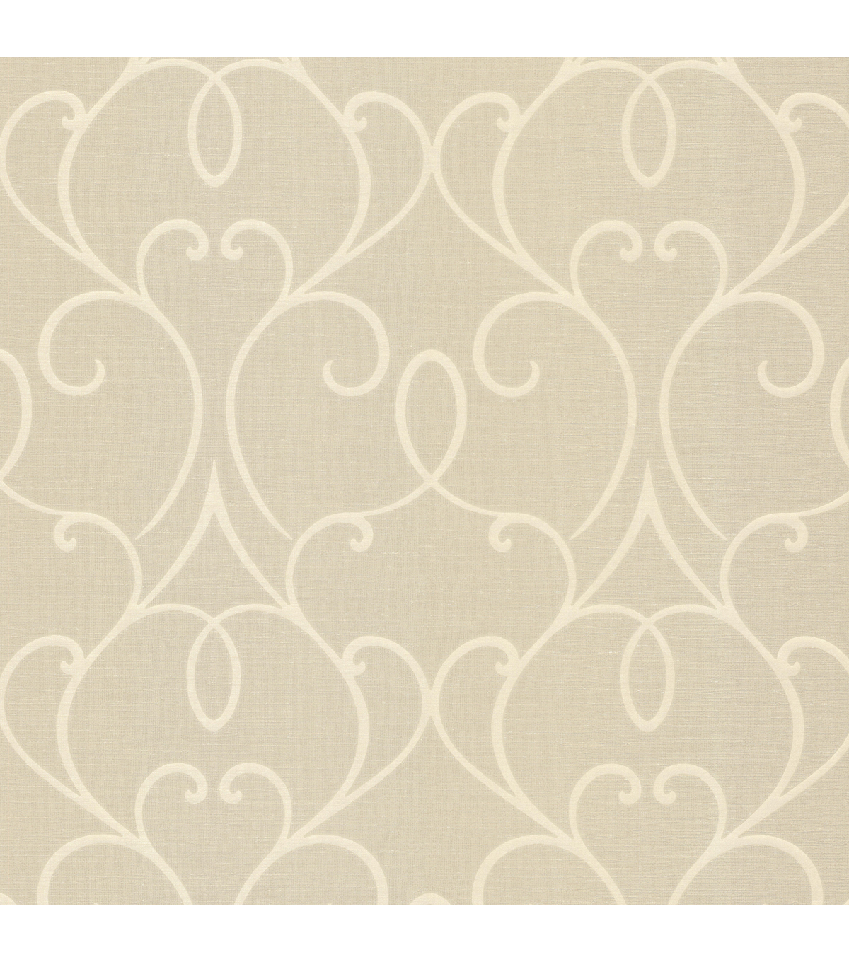 Mila Gold Mini Classical Wallpaper Sample