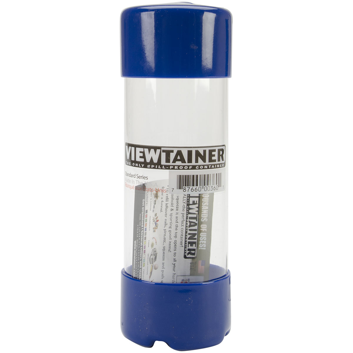 Viewtainer 2X6- Blue