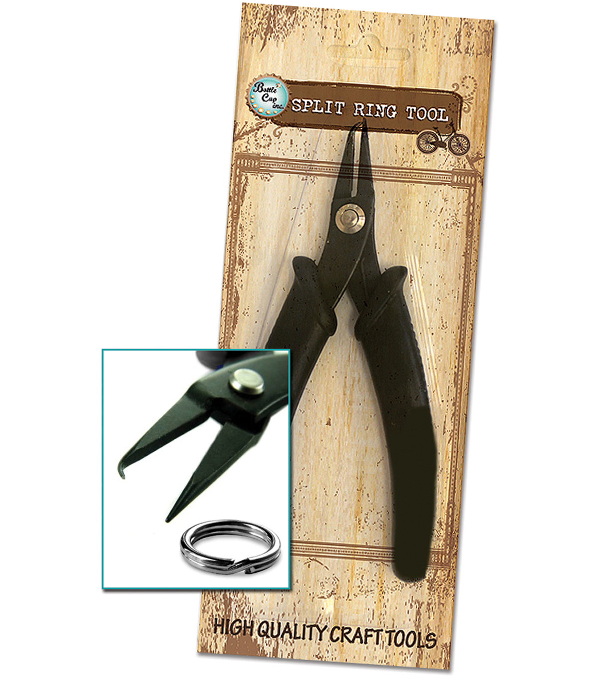 Vintage Collection Split Ring Tool-