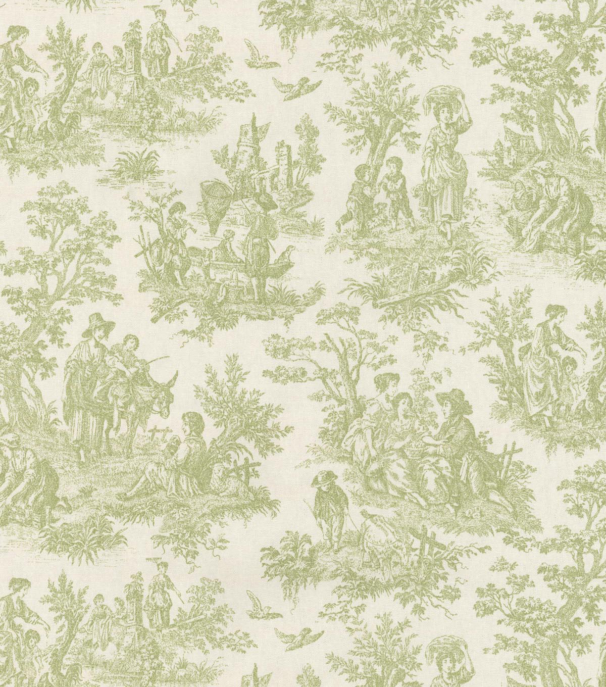 Waverly Upholstery Fabric-Charmed Life Sage