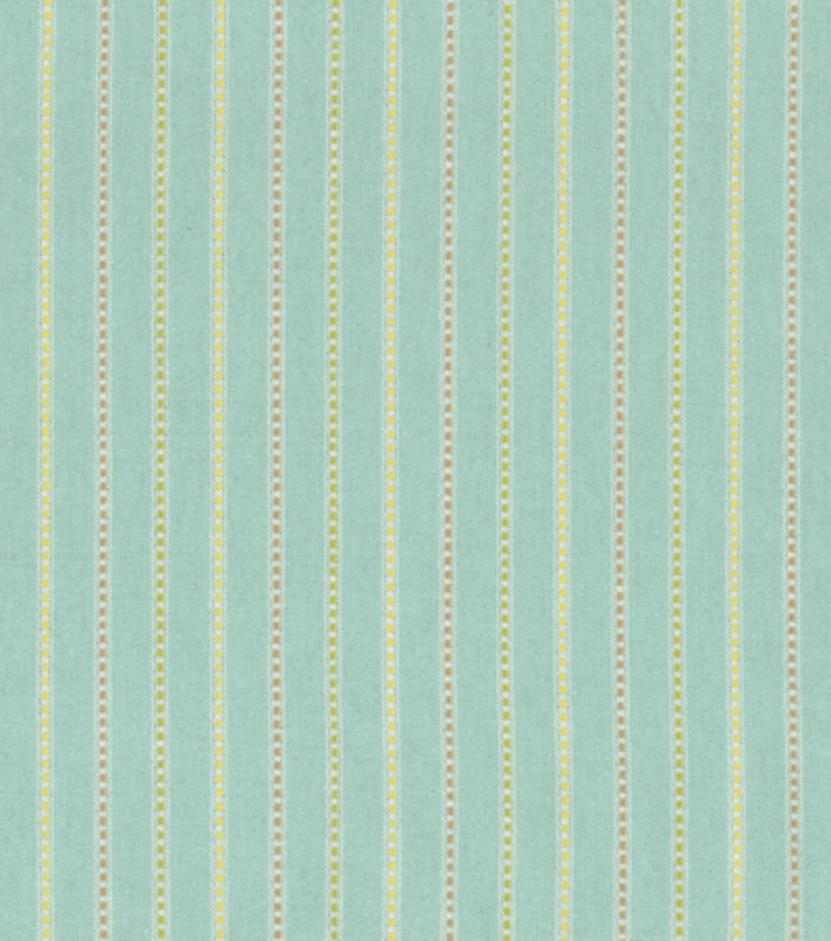 Home Decor 8\u0022x8\u0022 Fabric Swatch-Upholstery-Waverly Highwire/Creme de Menthe
