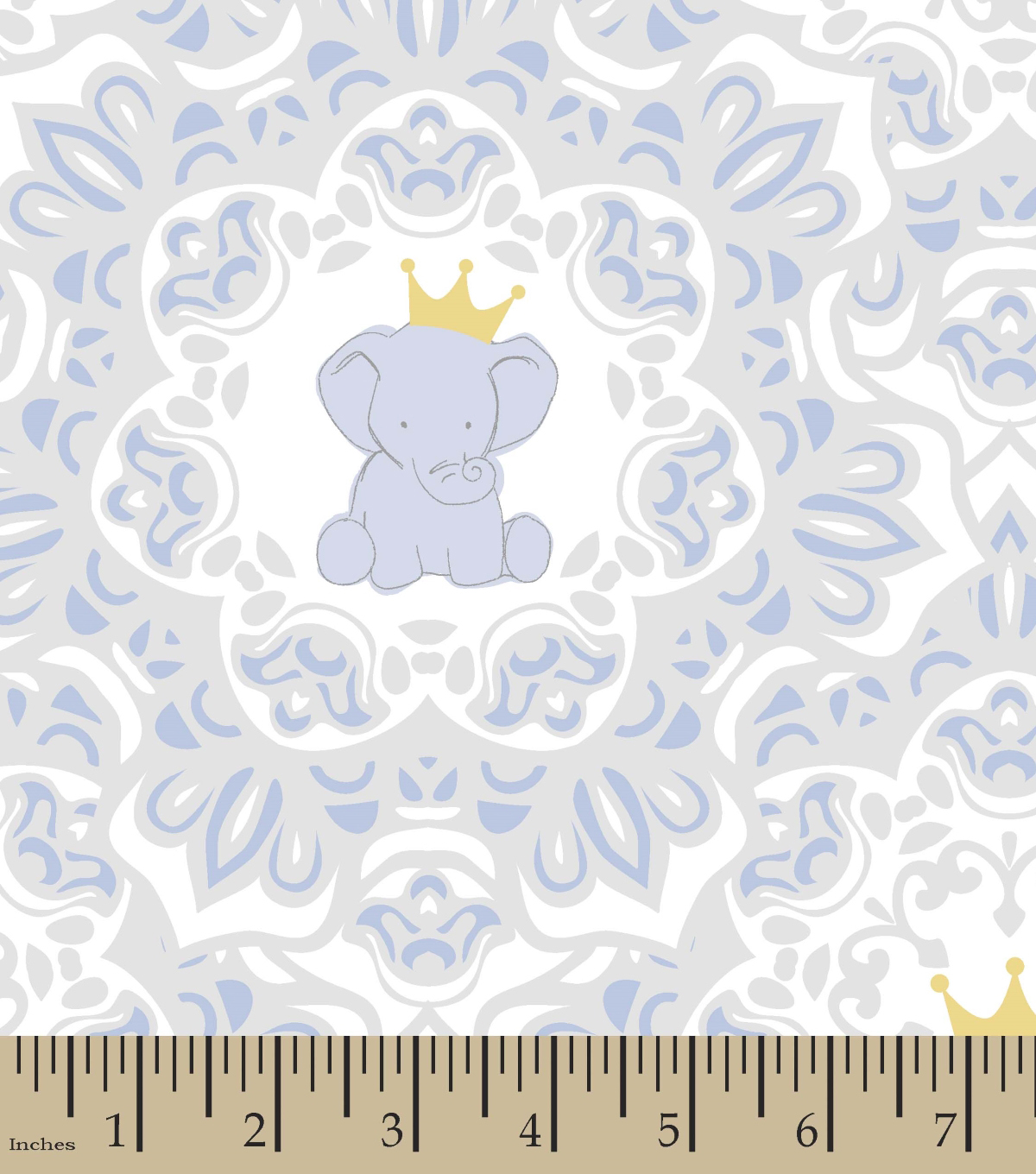 Snuggle Flannel Fabric 42 U0022 Family First