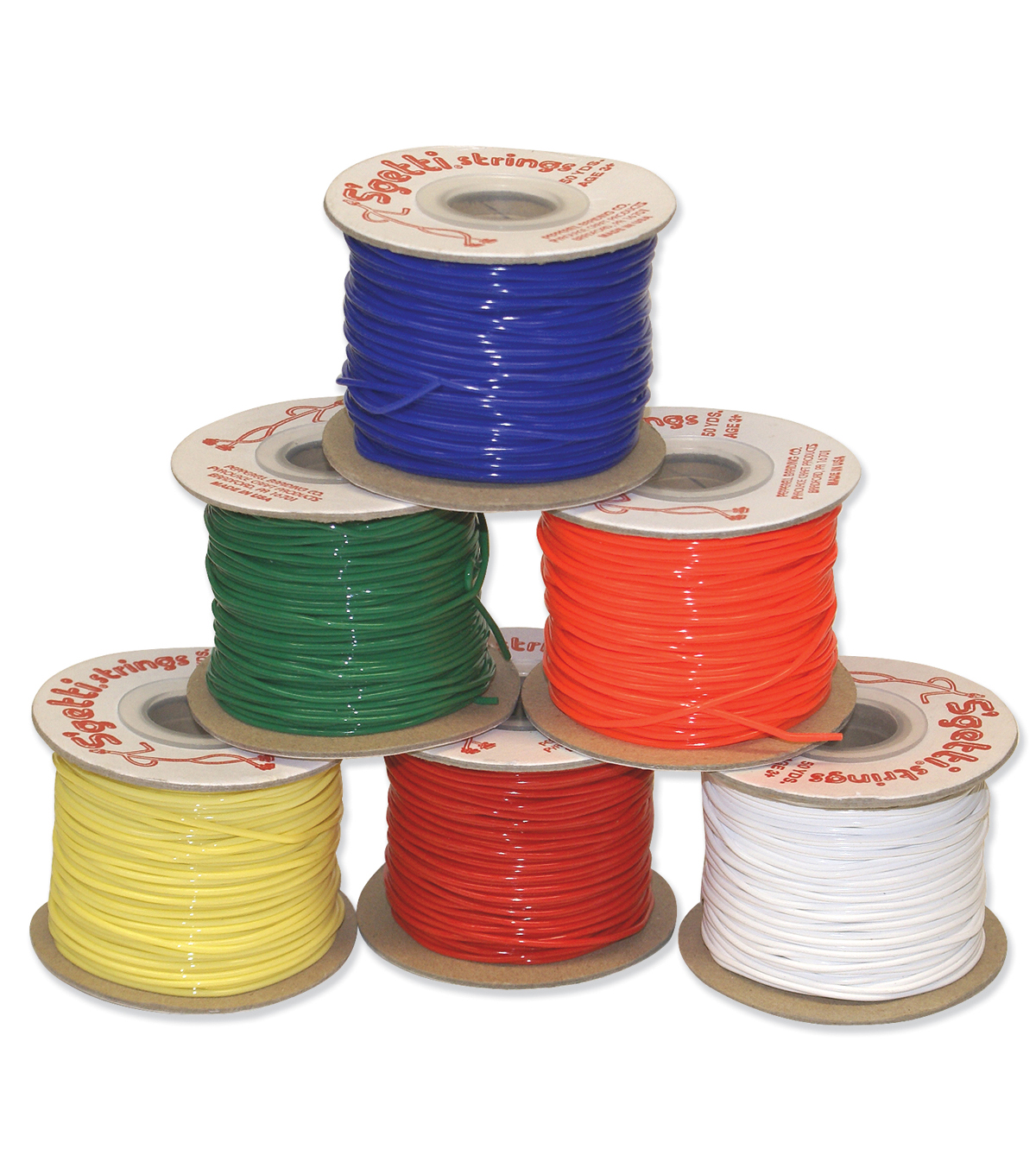 Pepperell S'getti String 50 Yards/Spool