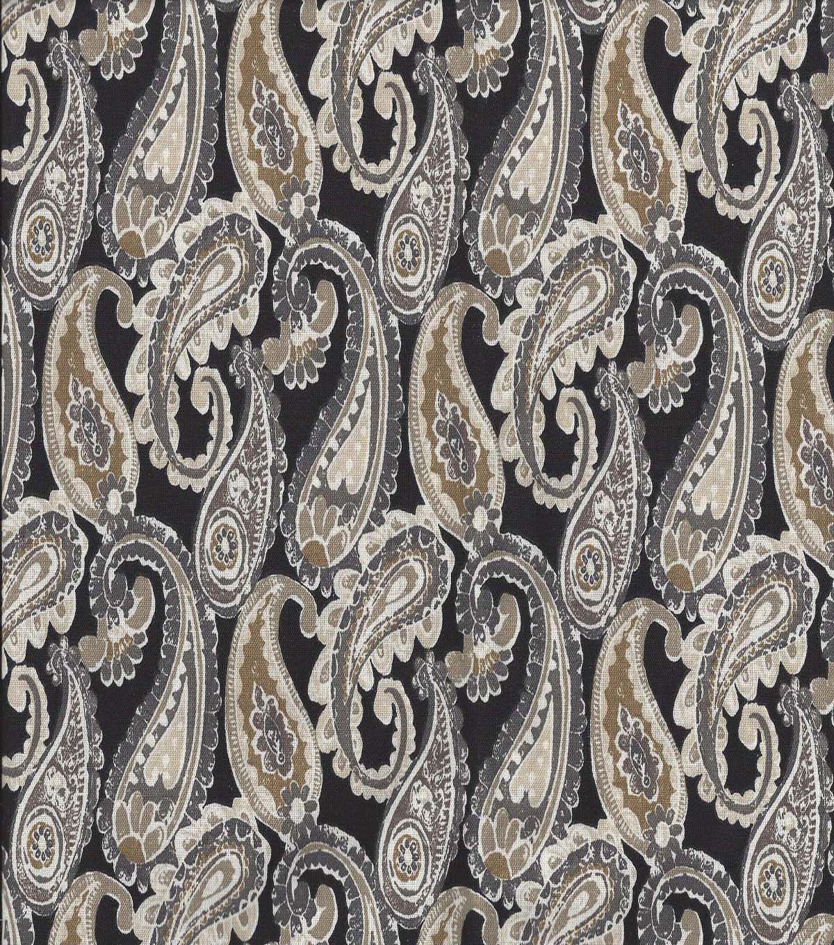 "Keepsake Calico™ Cotton Fabric 44""-Apaloosa Onyx"