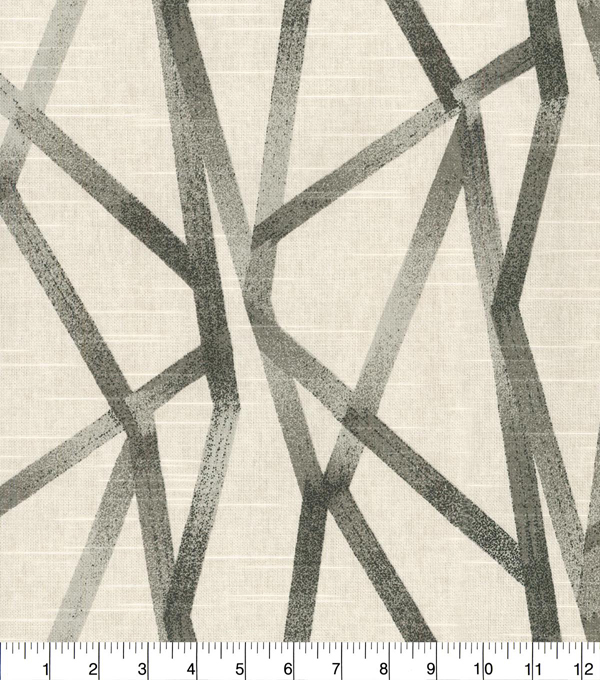 Genevieve Gorder Upholstery Fabric 54''-Steam Intersections