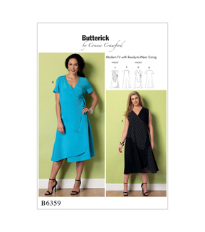 Butterick Misses Career Suits-B6379
