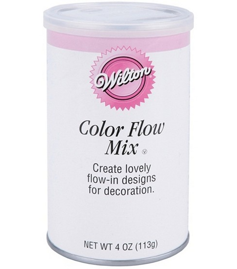 Wilton Color Flow Mix-4 Ounces