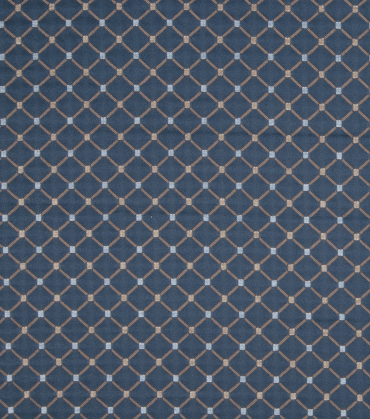 Home Decor 8\u0022x8\u0022 Fabric Swatch-Jaclyn Smith Forward Cobalt