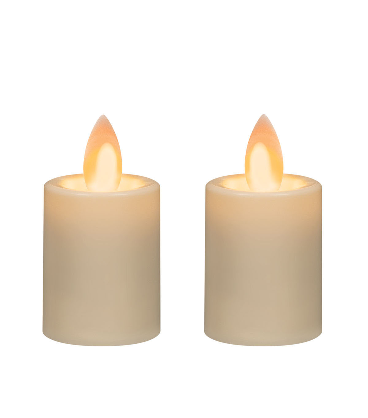 Hudson 43™ Candle & Light Collection Iflicker 2 Pack WaxDip Votive