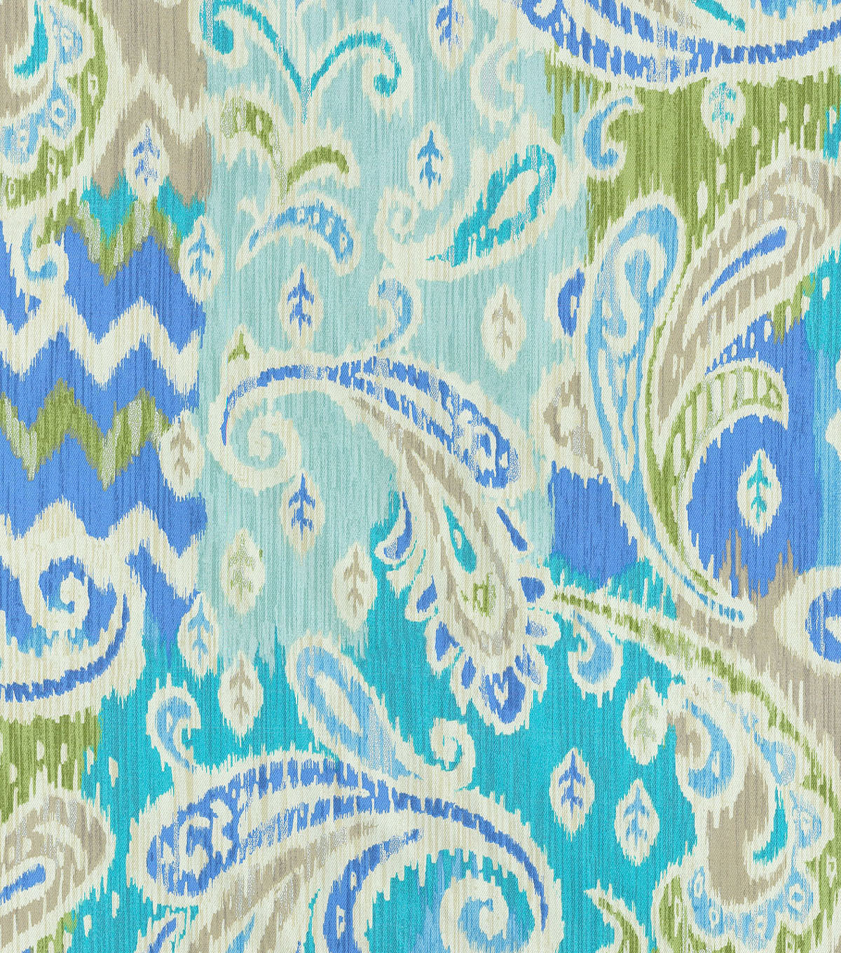 "Waverly Print Fabric 54""-Splash Of Color/Celestial"