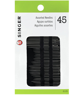 Singer® Hand Needles 45/Pkg. Assorted