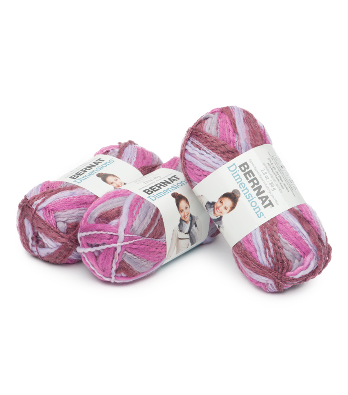Bernat® Dimensions Yarn 3 Pack