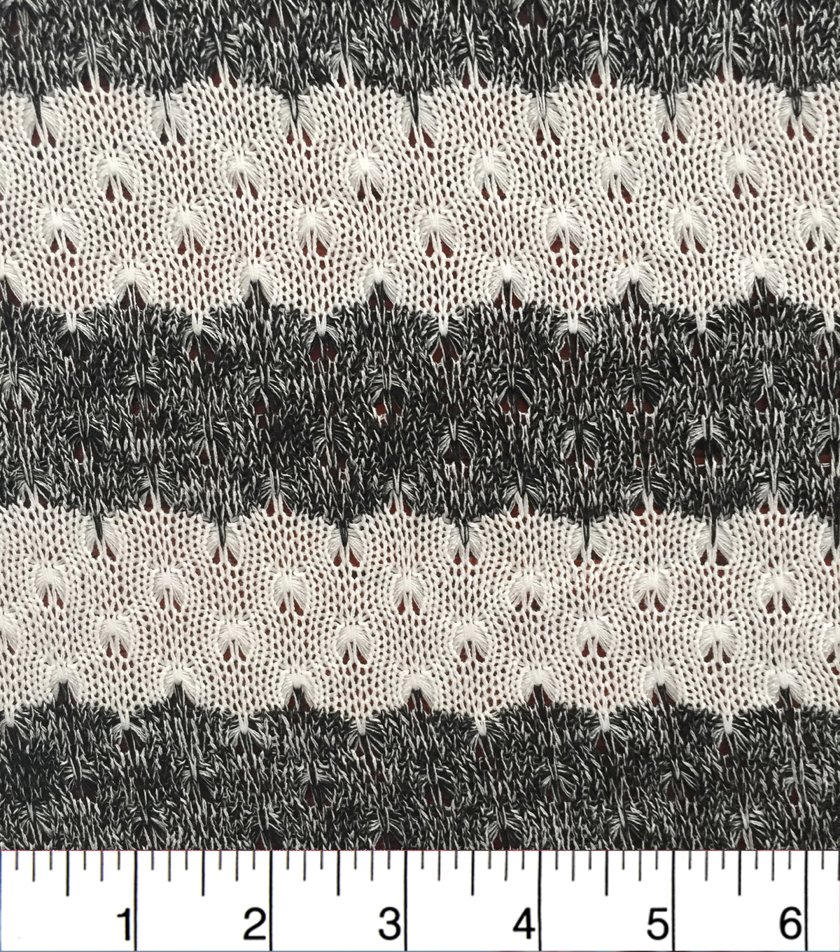 Apparel Knit Fabric 60\u0022-Stripe Grey