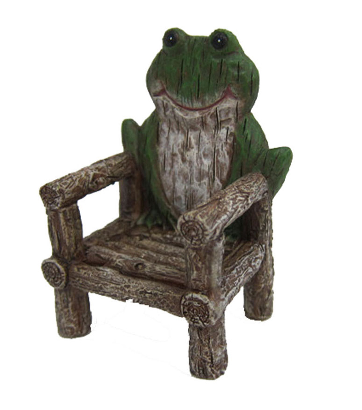 Bloom Room Littles Resin Frog Chair