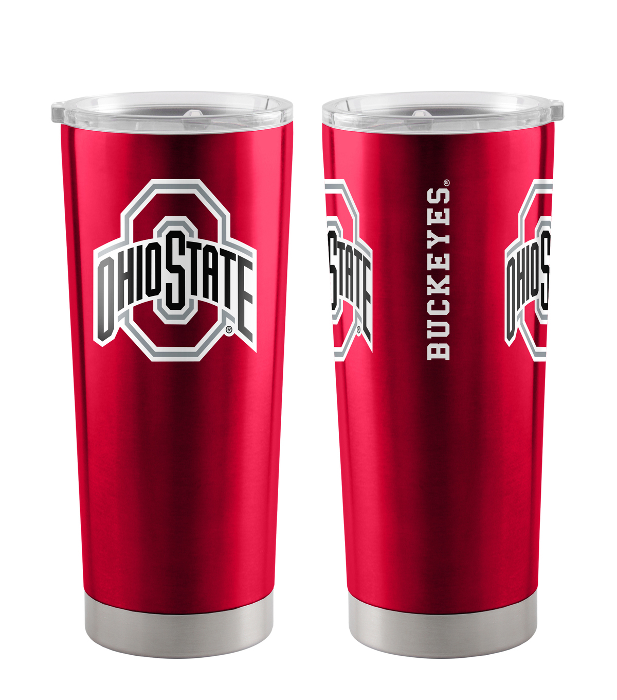 Ohio State University Buckeyes 20 oz Insulated Stainless Steel Tumbler