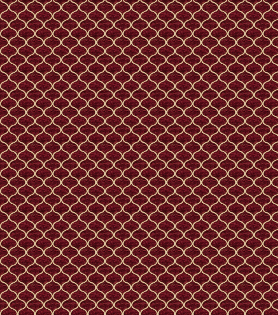 "Eaton Square Upholstery Fabric 57""-Ponca/Crimson"