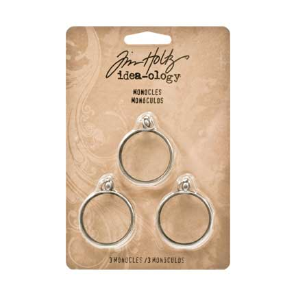 Monocles, 3 pack