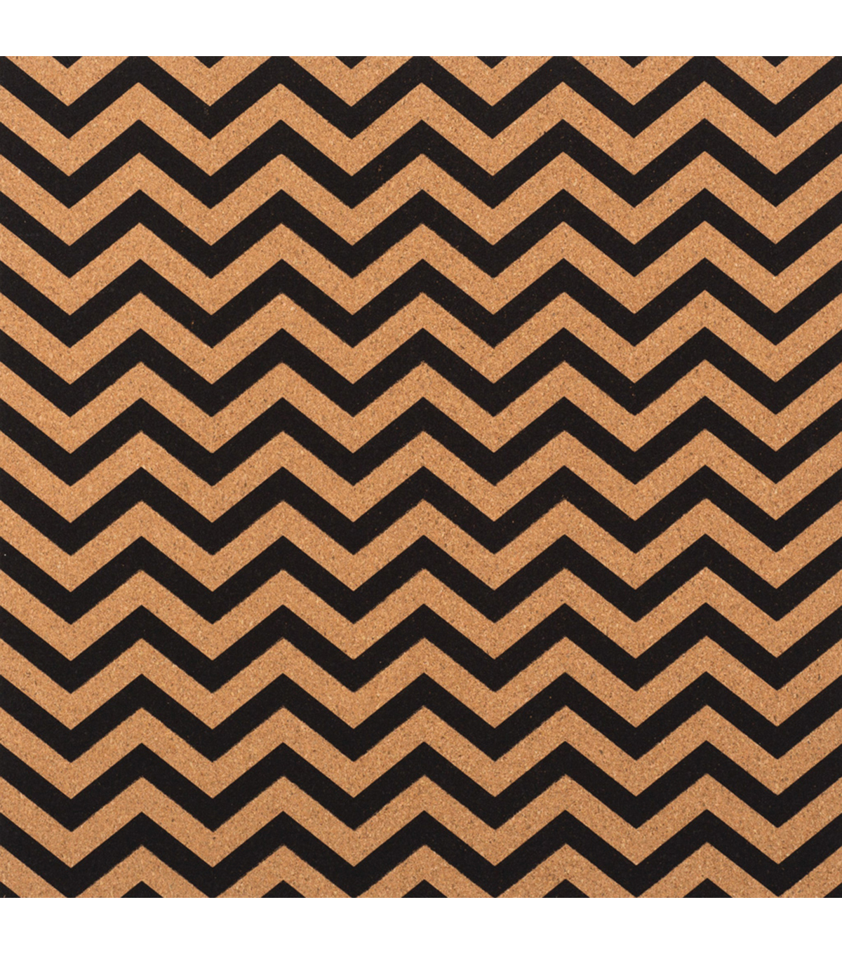 "DIY Shop Specialty Cardstock 12""X12""-Cork/Chevron"