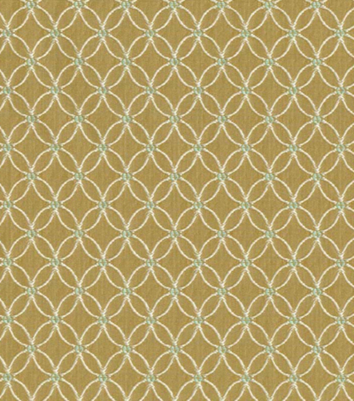 HGTV Home Upholstery Fabric-On The Web/Latte