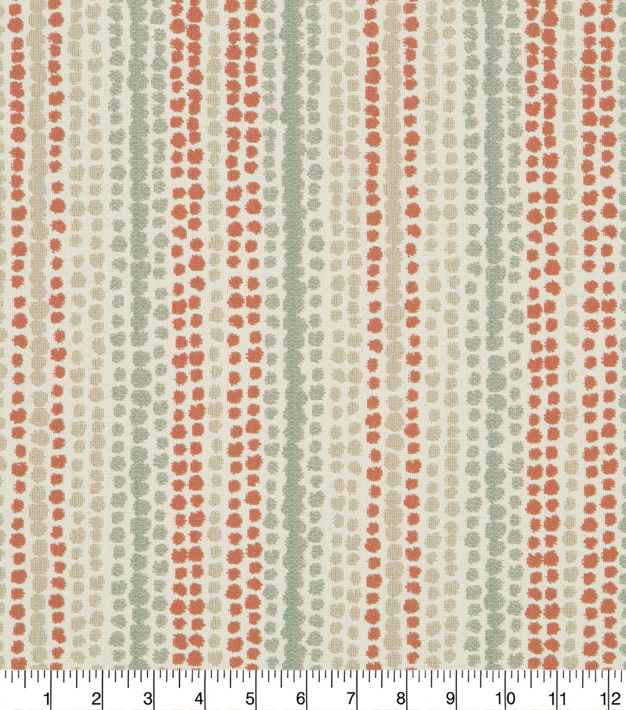 Robert Allen @ Home Upholstery Fabric 58''-Coral Stipple