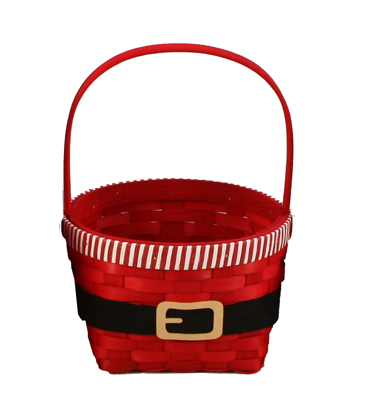 Maker's Holiday Medium Santa Belt Basket