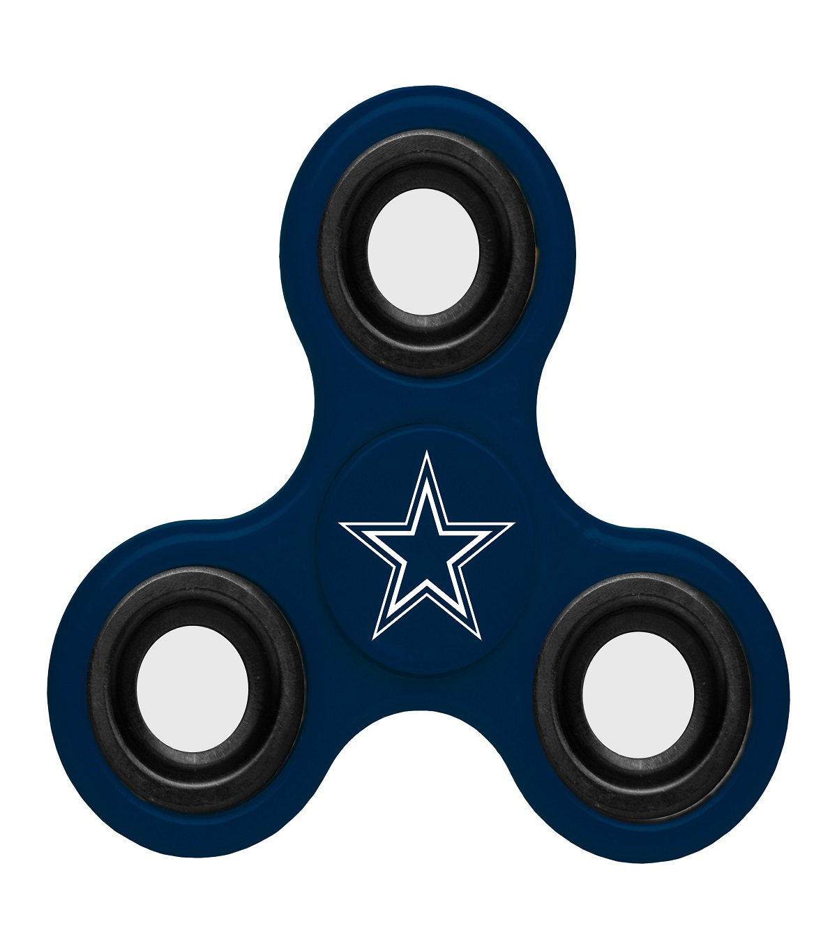 Dallas Cowboys Diztracto Spinnerz-Three Way Fidget