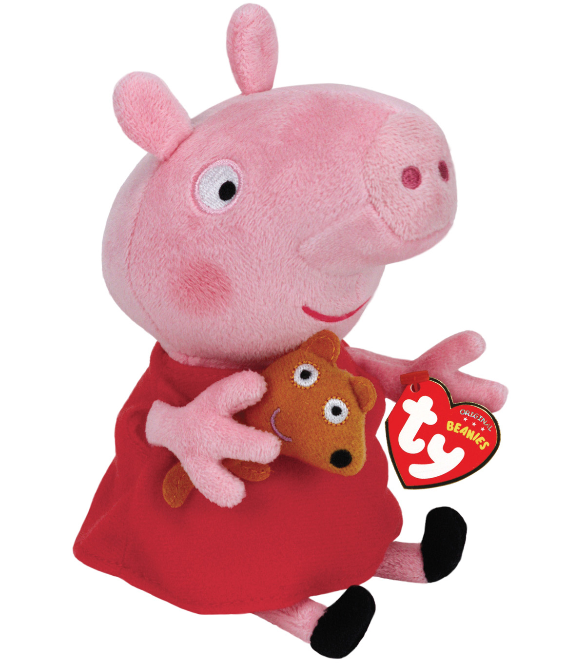 Ty Peppa the Pig Plush