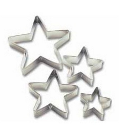 Wilton® Stars Nesting Metal Cutter Set