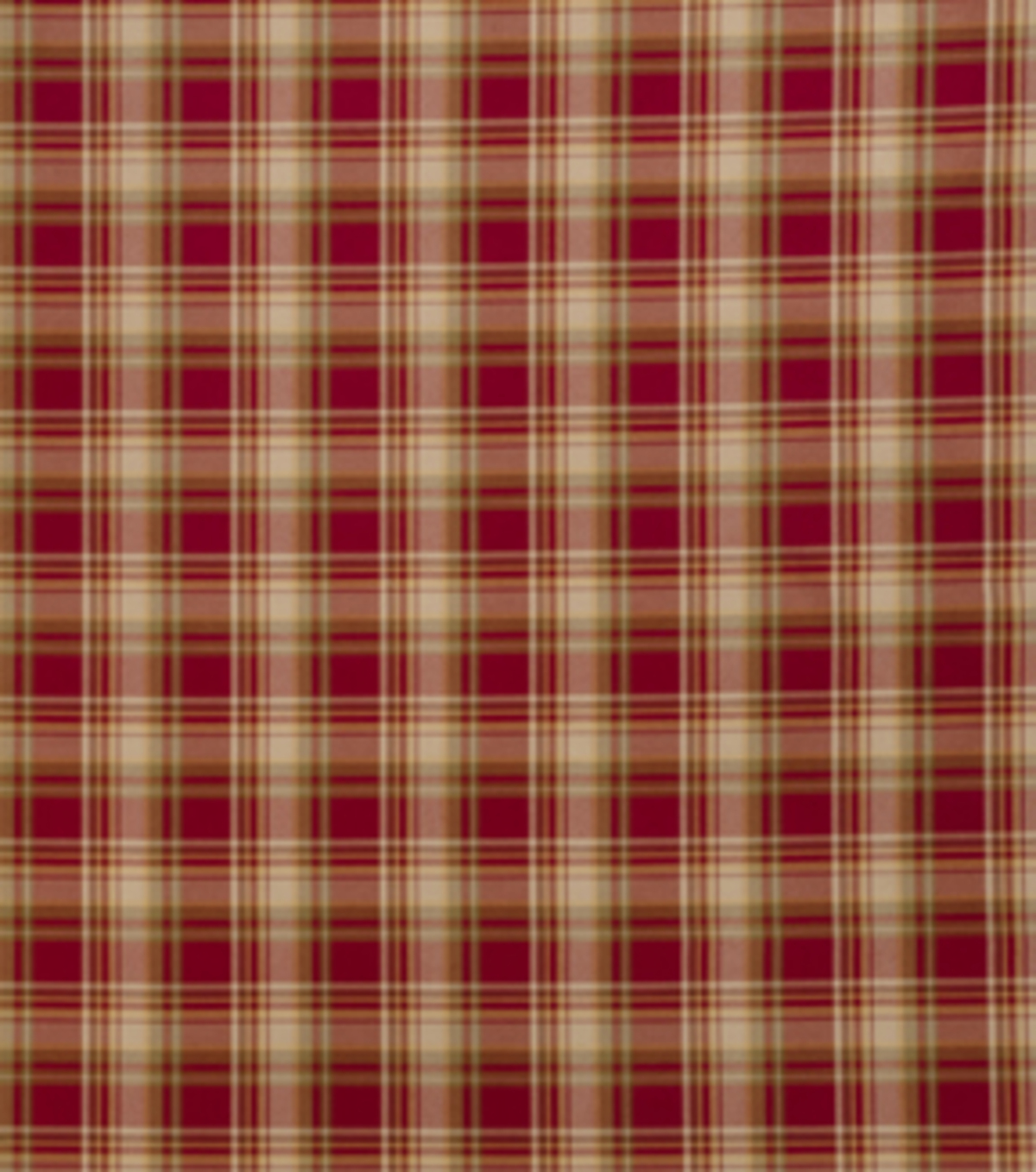 "Home Decor 8""x8"" Fabric Swatch-Print Fabric Eaton Square Appeal Ruby"