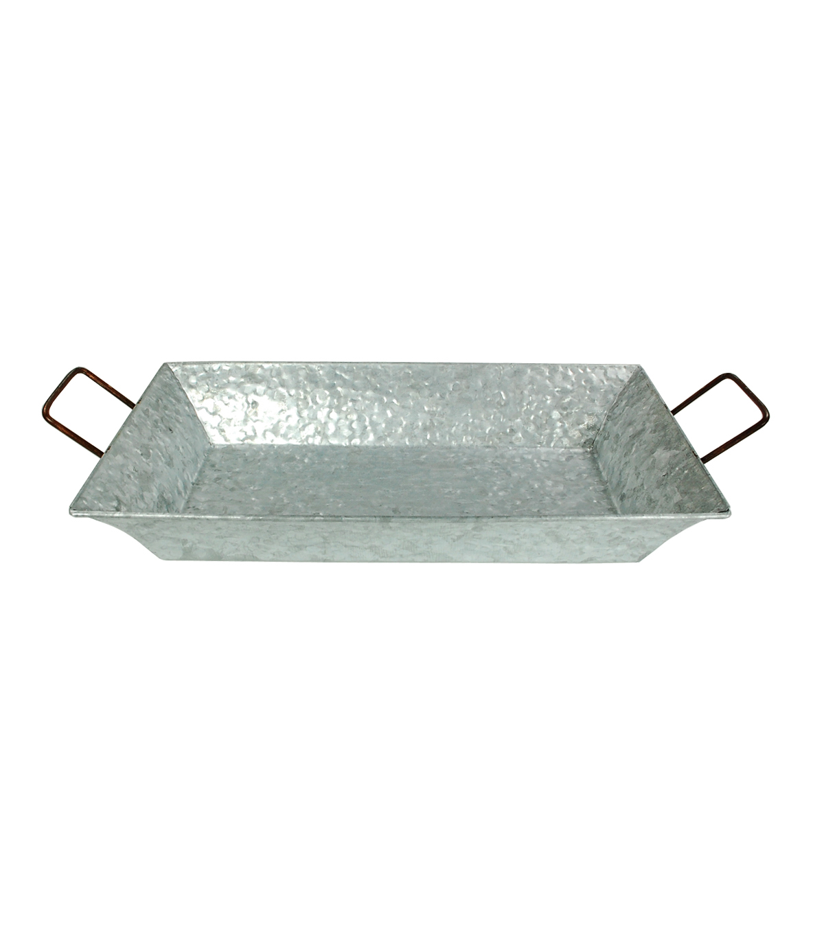 Fab Lab™ Hammered Metal Tray