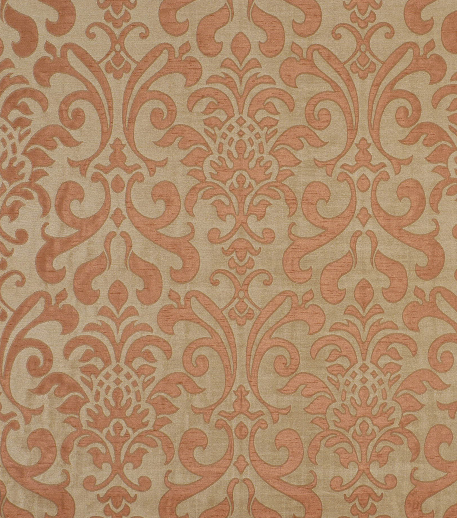 Home Decor 8\u0022x8\u0022 Fabric Swatch-Signature Series Endruschat Apricot