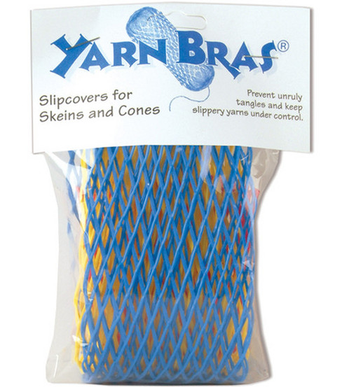 Yarn Bras Assorted Pack-1-5\u0022, 2-7\u0022, 1-10\u0022