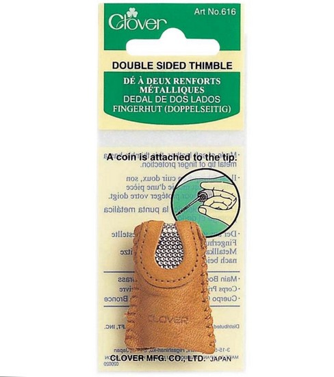 Clover® Double Sided Thimble