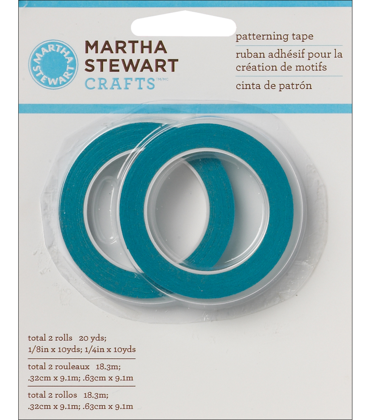 Martha Stewart Patterning Tape
