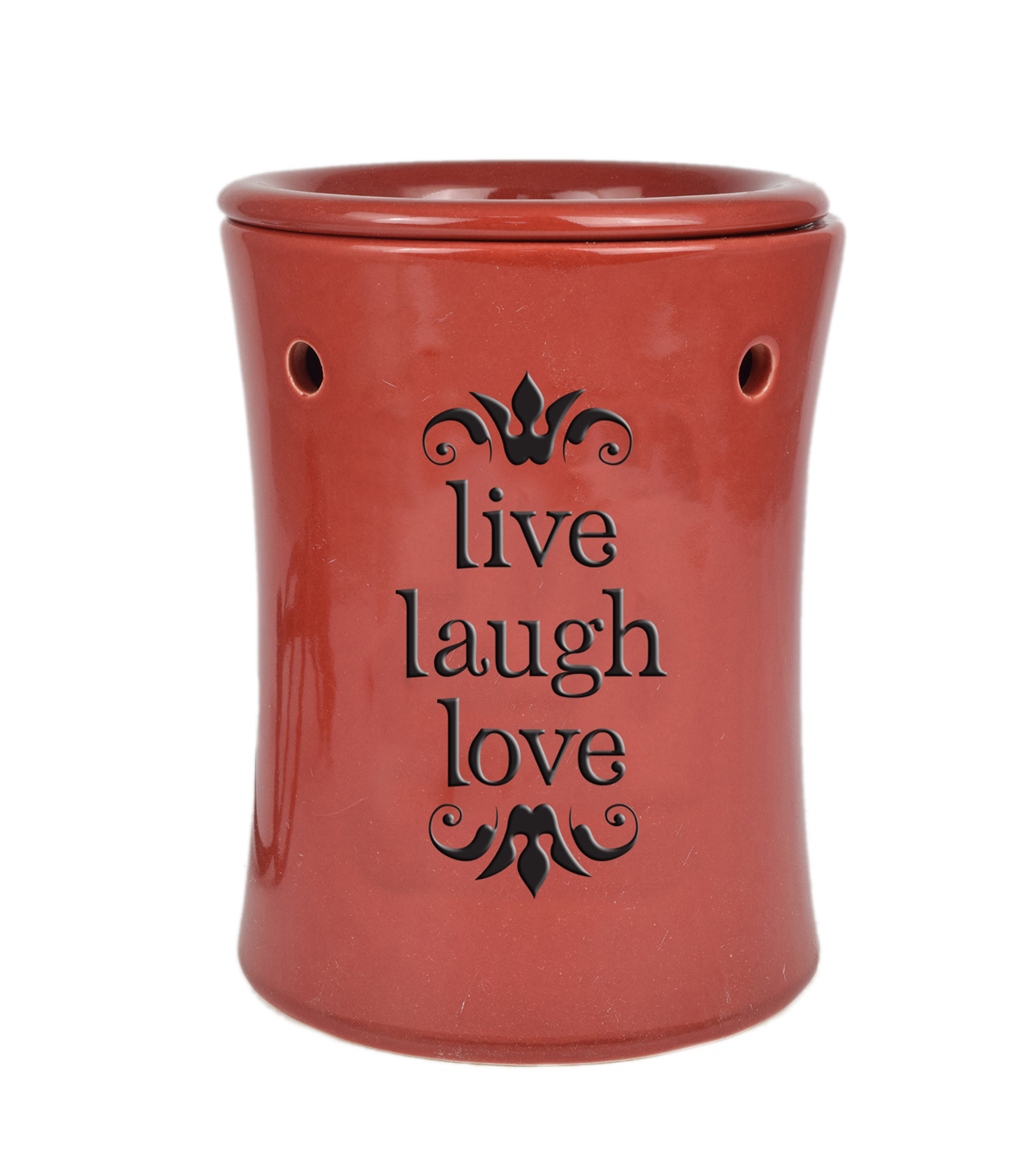 Maker\u0027s Holiday Live Laugh Love Warmer