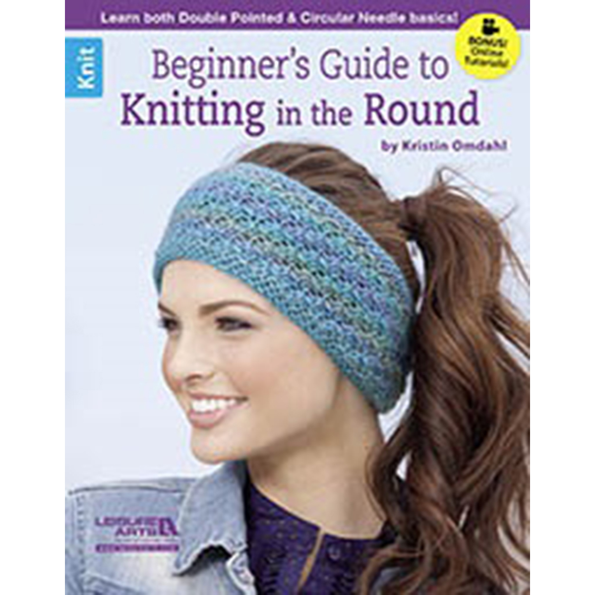 Leisure Arts-Beginner\u0027s Guide To Knitting The Round